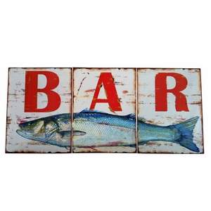 Plaque Bar